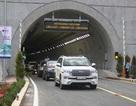 Chỉ mất 6 phút để qua hầm xuyên núi nối Bình Định - Phú Yên