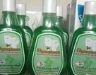 Đình chỉ lưu hành 1 lô sản phẩm dung dịch vệ sinh nội