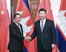Trung Quốc viện trợ  800 triệu USD cho Campuchia