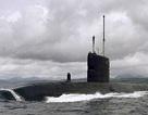 Tàu ngầm hạt nhân suýt đâm phà chở khách
