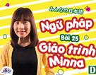 Học tiếng Nhật: Tổng hợp ngữ pháp bài 25 giáo trình Minna no Nihongo