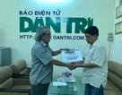 Trao hơn 30 triệu đồng đến anh Nguyễn Thành Hậu ở Vĩnh Long