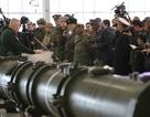 """Bị Mỹ đòi hủy tên lửa, Nga mở họp báo """"ba mặt một lời"""""""