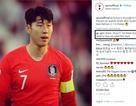 Người hâm mộ Tottenham mong Hàn Quốc sớm thua ở Asian cup