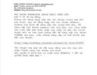 Cảnh báo email lừa đảo tấn công hộp thư công vụ của Đà Nẵng