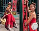 Xu hướng mới - Phối phụ kiện hiện đại cùng trang phục truyền thống