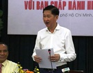 """Lãnh đạo TPHCM yêu cầu """"gỡ vướng"""" nhanh cho doanh nghiệp bất động sản"""