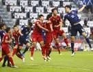 Những khoảnh khắc đội tuyển Việt Nam thua Nhật Bản trong danh dự