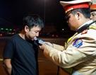 """""""Mục sở thị"""" trạm kiểm tra nồng độ cồn, ma tuý trên cao tốc ở Hà Nội"""
