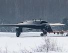 Lộ hình ảnh nghi là máy bay chiến đấu tàng hình thế hệ 6 của Nga