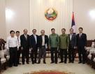 Thủ tướng Lào tiếp Chủ tịch THACO và HAGL