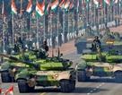 """Ấn Độ phô diễn dàn vũ khí """"khủng"""" trong lễ duyệt binh"""