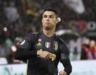 C.Ronaldo lập công muộn màng giúp Juventus ngược dòng thần kỳ