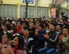 Gần 1000 sinh viên trên chuyến xe miễn phí về quê đón Tết