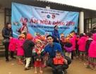 Xúc động quà Tết của SV trường ĐH Mỏ - Địa chất tặng gần 800 HS nghèo vùng cao