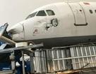 Vòi rồng phá hỏng máy bay chở khách ở sân bay Thổ Nhĩ Kỳ