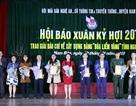 """Khai mạc Hội báo Xuân, trao giải """"Búa liềm vàng"""" tỉnh Nghệ An"""