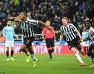 Newcastle 2-1 Man City: Cú ngã bất ngờ
