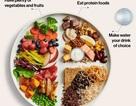 Hướng dẫn dinh dưỡng mới của Canada: Nhấn về cách ăn uống lành mạnh