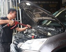 Cuối năm âm lịch, nhân công thu 3-4 triệu đồng từ chăm sóc xe hơi