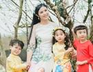 """Hoa hậu Ngọc Hân: """"Tết năm nào Hân cũng bị giục lấy chồng"""""""