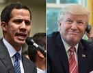 """Tổng thống Trump điện đàm với """"tổng thống tự phong"""" của Venezuela"""