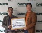 Thẩm mỹ bác sỹ Tân ủng hộ Quỹ Nhân ái 117 triệu đồng xây dựng trường học vùng cao