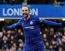 "Chelsea 5-0 Huddersfield: Higuain bắt đầu ""khai hỏa"""