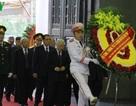 Lễ viếng, lễ truy điệu ông Nguyễn Đức Bình theo nghi thức cấp Nhà nước