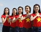 """Xúc động những tấm gương tuổi trẻ trong MV """"Khát vọng tuổi trẻ Việt Nam"""""""