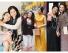Xúc động những cuộc đoàn viên của dàn mỹ nhân Việt với mẹ đầu xuân mới
