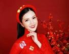 Hoa khôi Sinh viên Cần Thơ chúc năm mới Kỷ Hợi 2019 đến độc giả Dân trí