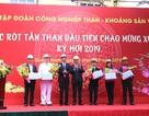 Bí thư Quảng Ninh chứng kiến chuyến rót than đầu tiên tại Cảng Cẩm Phả