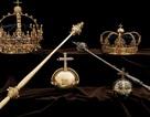 Tìm thấy vương miện quý hơn 7 triệu USD của Hoàng gia Thụy Điển trong thùng rác