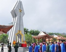 Tư lệnh Bộ đội Biên phòng dâng hương tưởng nhớ các anh hùng liệt sĩ Pò Hèn