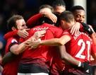 Fulham 0-3 Man Utd: Cú đúp của Pogba