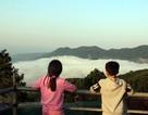 """Sương mù mờ ảo, chùa Hương Tích hóa chốn """"bồng lai tiên cảnh"""""""