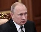 Tổng thống Putin miễn nhiệm hàng loạt tướng an ninh