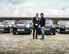 """Đại gia gây sốc khi mua xe Rolls-Royce theo """"lố"""""""