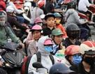 Tắc nghẹt đường về Hà Nội ngày mùng 6 Tết