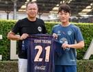 Lương Xuân Trường chính thức ra mắt ở CLB Buriram United