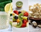 5 giải pháp thải độc cơ thể cực dễ áp dụng sau kỳ nghỉ Tết