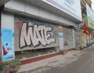 Hà Nội: Hàng chục ngôi nhà mặt phố bị bôi bẩn