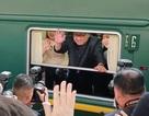 Đoàn tàu đặc biệt của ông Kim Jong-un