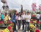 Đồng Tháp đón hơn 200.000 lượt khách đến tham quan dịp Tết