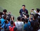"""HLV U22 Việt Nam: """"Chúng tôi chịu áp lực từ thành công của bóng đá Việt Nam"""""""