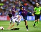 Barcelona tăng tốc trước sức ép mạnh mẽ từ Real Madrid