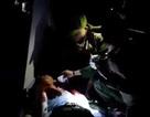 Thiếu úy công an bị đâm trọng thương trong đêm