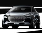 Audi hé lộ hình ảnh SUV chạy điện Q4 e-tron sắp ra mắt