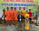 Hoa hậu Việt Nam 2018 cùng hàng trăm vận động viên chinh phục đỉnh Non Vua huyền thoại